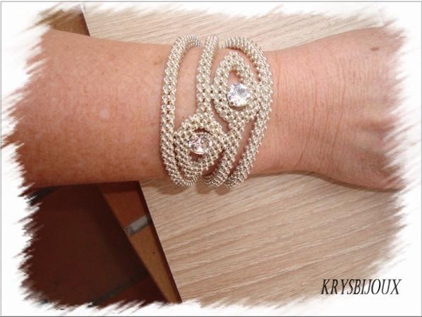 Bracelet raw