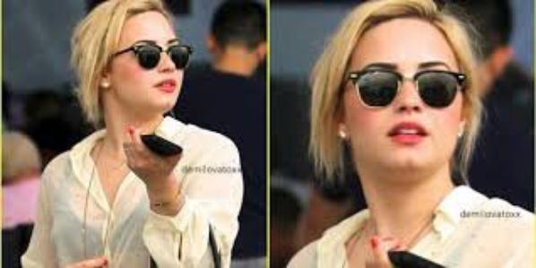 Quelques photos récentes de Demi.