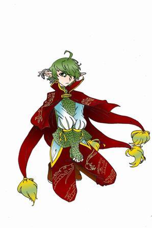 Forgotten : Dalya est un poisson et Taikun est un dragon (mais ça, c'est pas une révélation)