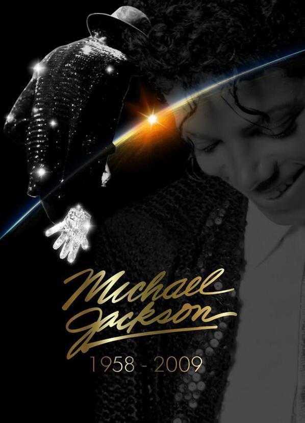 6 ans aujourd'hui que notre ange MJ s'est envolé ♥♥