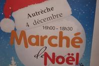 PETIT TOUR AU MARCHE DE NOEL DE CHATEAU-RENAULT(37)