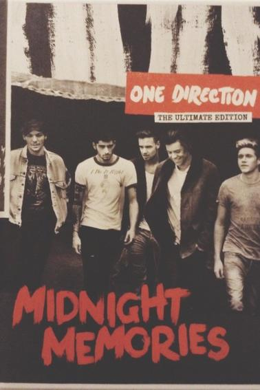 91# : Achat de Midnight Memories.