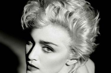 Madonna - Album Shooting