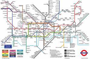 2 days in London (part 1) : Se déplacer, les prix et la bouffe.