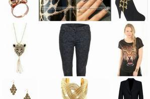 mes tenues pour le concours de Lady-Fashion-Swag