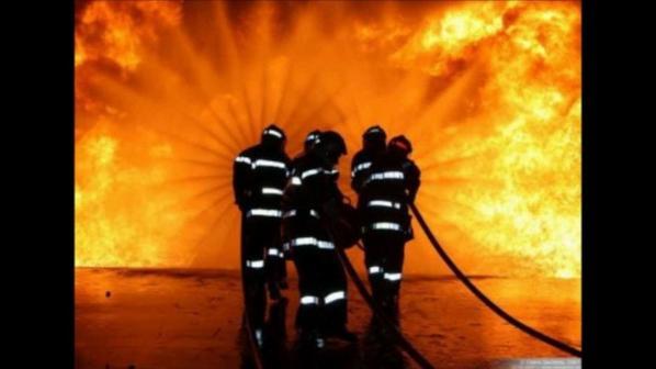 sapeur pompier et un métier beaux et dur