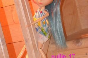 séance photo de Zoélie (je n'avais pas d'idées et là j'ai vu l'escalier)