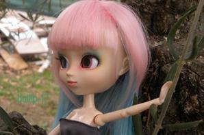 séance photo de Zoélie :D  jardin !