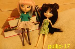 séance de Kim et Zoélie