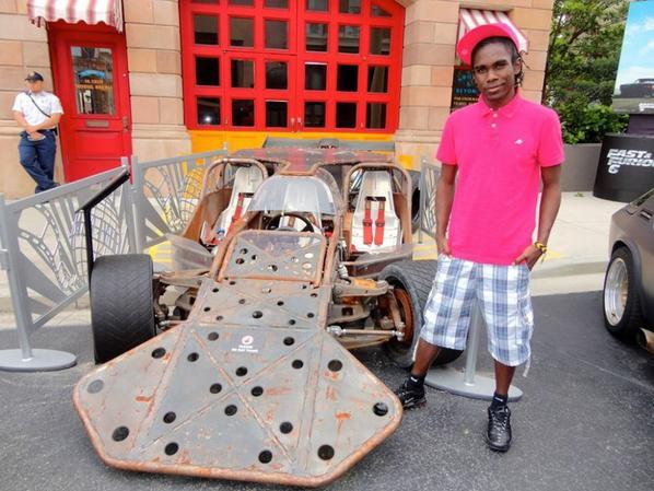 les voitures de fast and furios 6