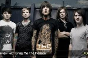 Bring Me The Horizon , omg.