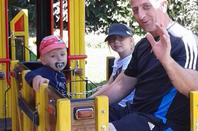 dennys parc en famille