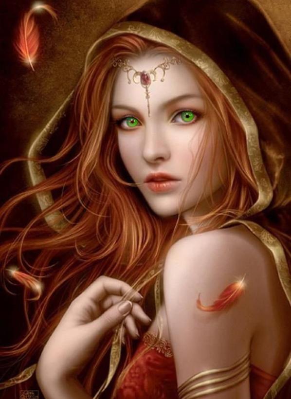 Lilith la Clairvoyante | RP 🕉