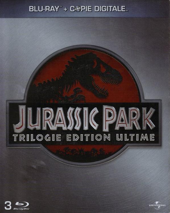 Jurassic Park Trilogie Edition Ultime