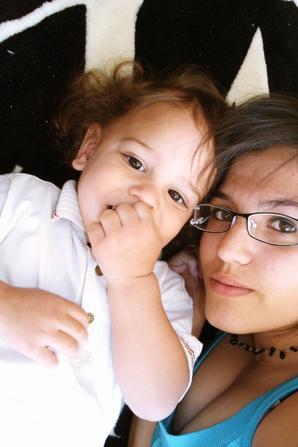 L'homme de ma vie, le frère parfait, mon petit bébé ♥♥♥.
