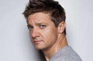 Jéremis Renner nouvelle acteur sur le quel je flashe