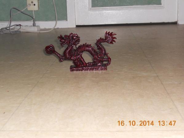 Mon dragon bonheur