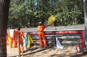 moi au poste 17 b avec le drapeau jaune