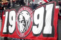 Le Roazhon Celtic Kop (RCK) et le Red Black Roazhon (RBR) - Stade Rennais
