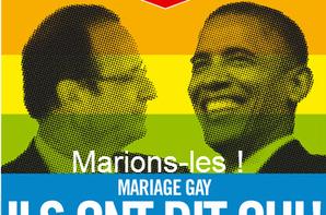 POUR ou CONTRE le mariage homosexuel