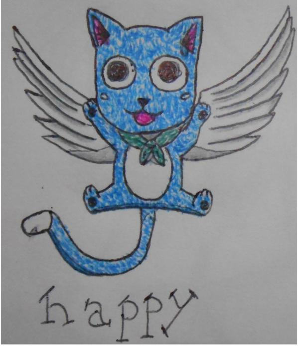 MES dessins (5)    Happy