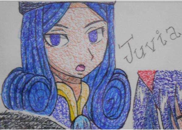 MES dessins (6) Juvia Lokser