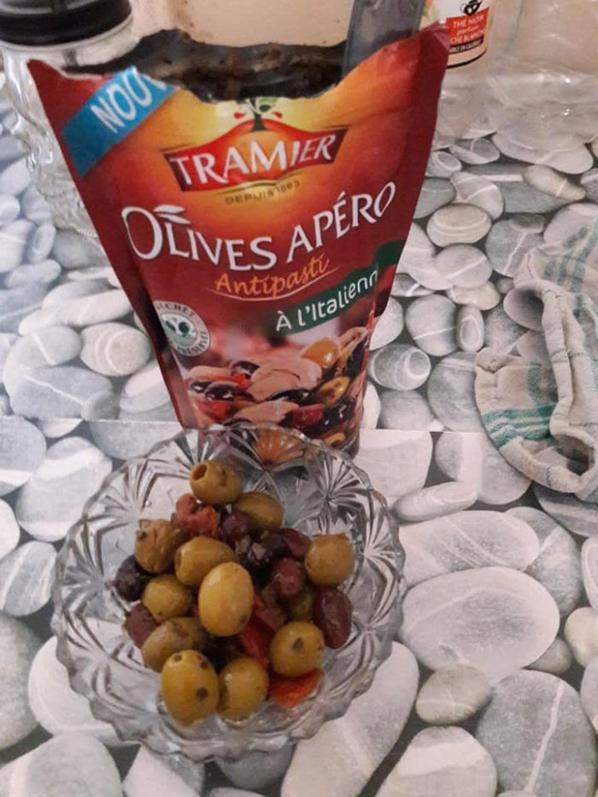 olives apéritives