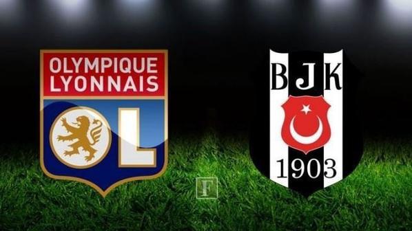 Lyon renverse Besiktas en deux minutes en quart de finale de la Ligue Europa