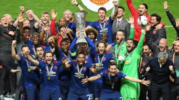Manchester United remporte la Ligue Europa