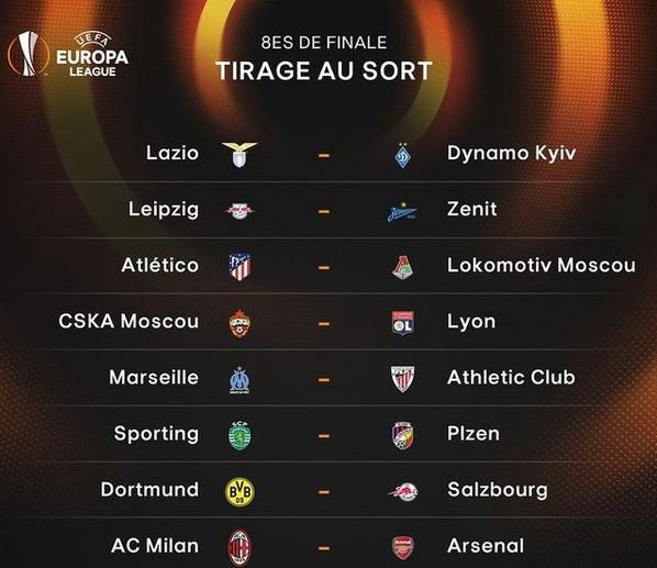 Ligue Europa : superbe opération de Lyon au CSKA Moscou