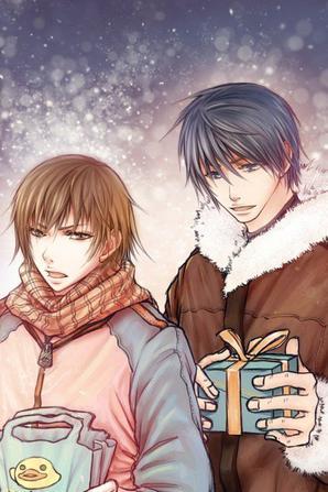 Ah ! la st valentin dans les manga