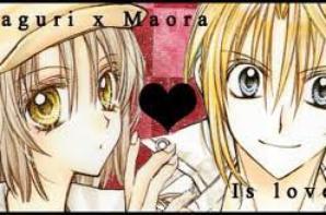 Maguri et Maora <3