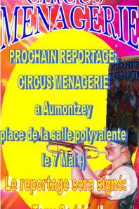 Reportage mois de MAI! 2014