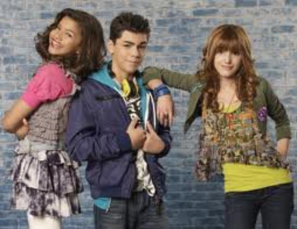 zendaya bella thorne et adam irigoyen shake it up