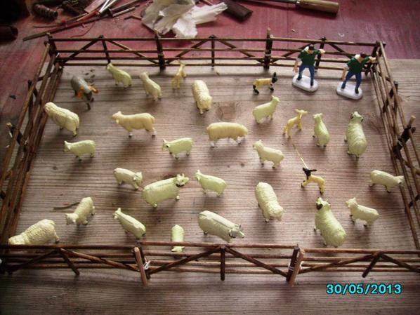 mon parc a mouton