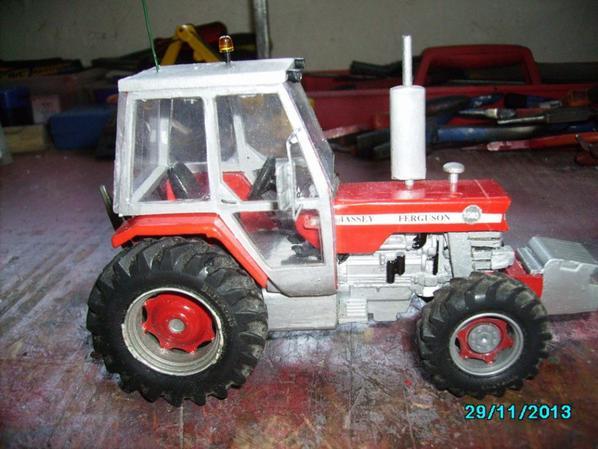 tracteur 1080 ////Fait maison//////