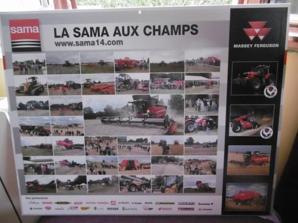 calendrier de la SAMA