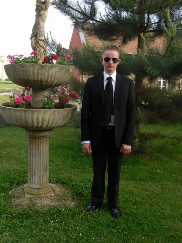 Moi, le soir après mes examens d'oral 2012