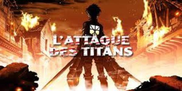 Attaque des titans !