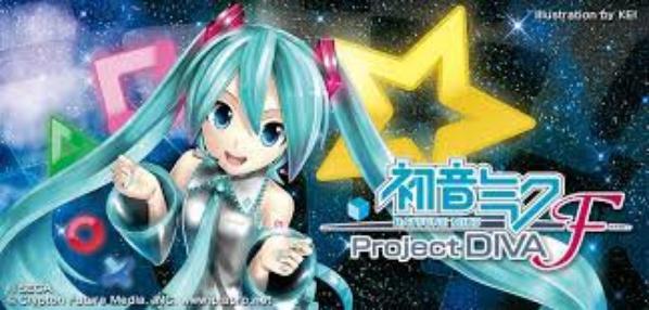 Project Diva F - PS3