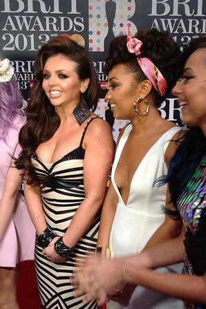 Little Mix au Brit Awards 2013