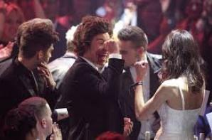 Les One Direction au Brit Awards 2013