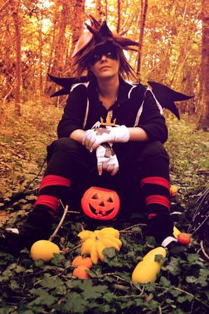 SOra versiOn hallOween