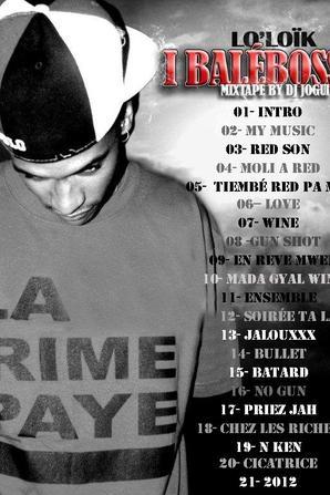 Ba Lé Boss La Mixtape by Neg'az Malad Prod