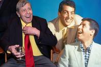 Dean Martin, Jerry Lewis, Frank Sinatra