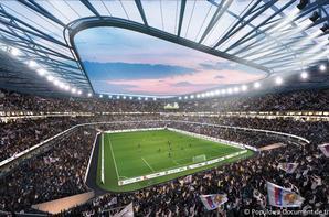 Photos: le point sur les chantiers des stades de l'Euro 2016 (1/2)