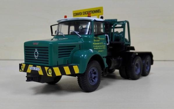 berliet tbo 15 altaya collection espagne.