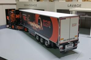 remorque lamberet sr2 superbeef + groupe thermo king slx 300 scania r des trp staf eligor au 1/43.