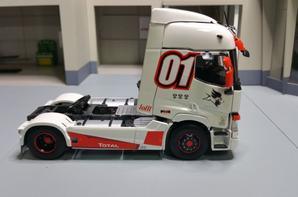 tracteur renault t 460ch 01 modèle eligor 1/43.