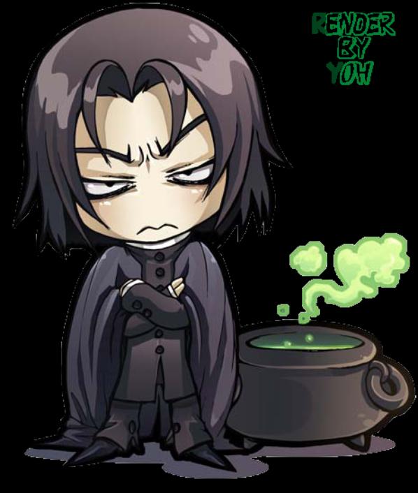mon Severus Snape <3